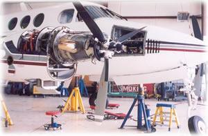 Inglewood Aviation, Inc We service Beechcraft,Cessna,Piper,Teledyne